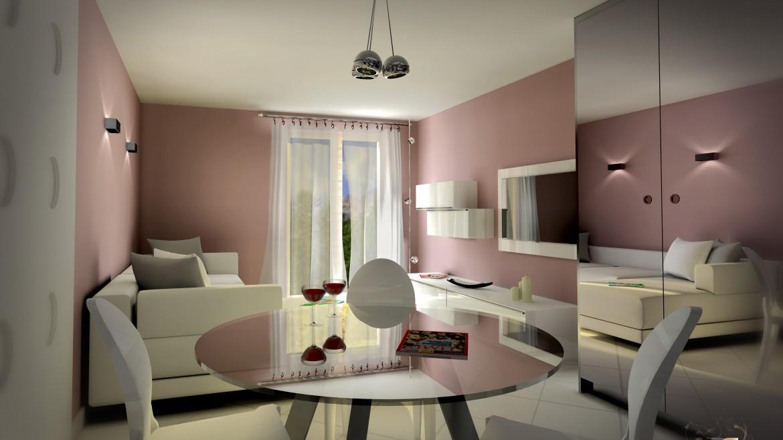 Studio di progettazione arredo seconda casa di montagna david interni - Casa studio arredo ...