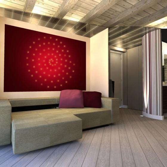 Studio di progettazione arredo seconda casa sul Lago d'Iseo