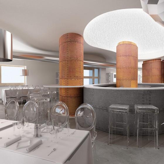 Studio di Progettazione ambiente Pizzeria