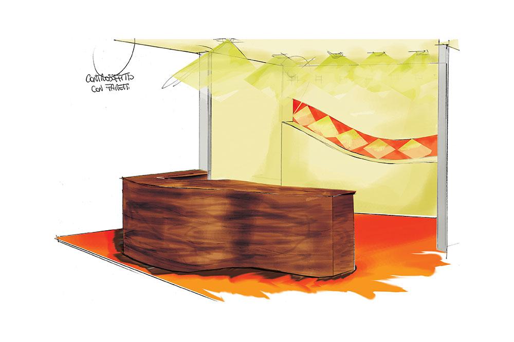 Pareti viola e argento design casa creativa e mobili - Galvan mobili bagno ...